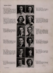 Page 17, 1948 Edition, Carbondale Community High School - Dial Yearbook (Carbondale, IL) online yearbook collection