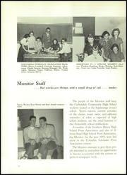 Page 14, 1954 Edition, Carbondale Community High School - Dial Yearbook (Carbondale, IL) online yearbook collection