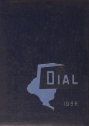 1956 Edition, Carbondale Community High School - Dial Yearbook (Carbondale, IL)