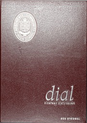 1967 Edition, Carbondale Community High School - Dial Yearbook (Carbondale, IL)
