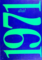 1971 Edition, Carbondale Community High School - Dial Yearbook (Carbondale, IL)