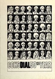 1973 Edition, Carbondale Community High School - Dial Yearbook (Carbondale, IL)