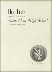 Page 5, 1942 Edition, South Shore High School - Tide Yearbook (Chicago, IL) online yearbook collection