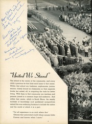 Page 8, 1951 Edition, South Shore High School - Tide Yearbook (Chicago, IL) online yearbook collection