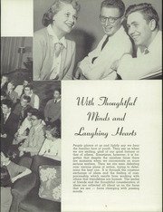 Page 9, 1953 Edition, South Shore High School - Tide Yearbook (Chicago, IL) online yearbook collection