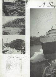 Page 6, 1959 Edition, South Shore High School - Tide Yearbook (Chicago, IL) online yearbook collection