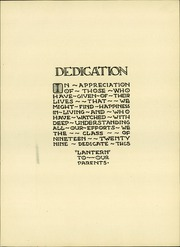 Page 9, 1929 Edition, Roosevelt High School - Log Yearbook (Chicago, IL) online yearbook collection