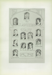 Page 16, 1930 Edition, Roosevelt High School - Log Yearbook (Chicago, IL) online yearbook collection