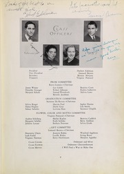 Page 13, 1937 Edition, Roosevelt High School - Log Yearbook (Chicago, IL) online yearbook collection