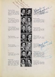 Page 17, 1937 Edition, Roosevelt High School - Log Yearbook (Chicago, IL) online yearbook collection