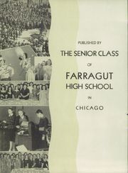 Page 9, 1943 Edition, Farragut High School - Where the Action is Yearbook (Chicago, IL) online yearbook collection
