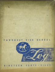 1948 Edition, Farragut High School - Where the Action is Yearbook (Chicago, IL)