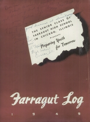 Page 6, 1949 Edition, Farragut High School - Where the Action is Yearbook (Chicago, IL) online yearbook collection