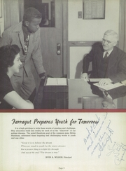 Page 9, 1949 Edition, Farragut High School - Where the Action is Yearbook (Chicago, IL) online yearbook collection