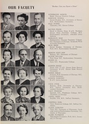 Page 13, 1950 Edition, Farragut High School - Where the Action is Yearbook (Chicago, IL) online yearbook collection
