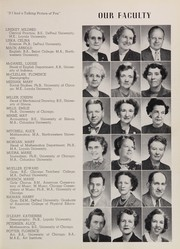 Page 15, 1950 Edition, Farragut High School - Where the Action is Yearbook (Chicago, IL) online yearbook collection
