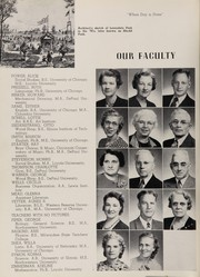 Page 16, 1950 Edition, Farragut High School - Where the Action is Yearbook (Chicago, IL) online yearbook collection