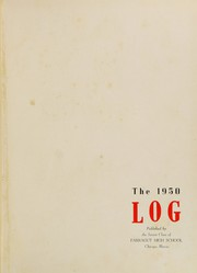Page 5, 1950 Edition, Farragut High School - Where the Action is Yearbook (Chicago, IL) online yearbook collection