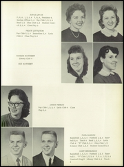 Shawnee Junior Senior High School - Shawano Prophet Yearbook (Wolf Lake, IL) online yearbook collection, 1960 Edition, Page 21