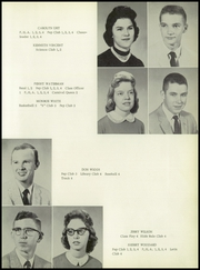 Shawnee Junior Senior High School - Shawano Prophet Yearbook (Wolf Lake, IL) online yearbook collection, 1960 Edition, Page 23