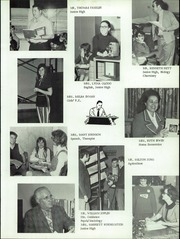 Page 17, 1972 Edition, Shawnee Junior Senior High School - Shawano Prophet Yearbook (Wolf Lake, IL) online yearbook collection