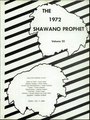Page 7, 1972 Edition, Shawnee Junior Senior High School - Shawano Prophet Yearbook (Wolf Lake, IL) online yearbook collection