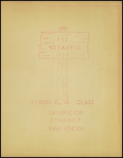 Page 5, 1936 Edition, Farmington High School - Voyageur Yearbook (Farmington, IL) online yearbook collection
