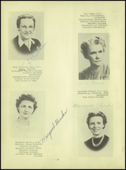 Page 12, 1946 Edition, Farmington High School - Voyageur Yearbook (Farmington, IL) online yearbook collection