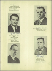 Page 13, 1946 Edition, Farmington High School - Voyageur Yearbook (Farmington, IL) online yearbook collection