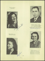 Page 15, 1946 Edition, Farmington High School - Voyageur Yearbook (Farmington, IL) online yearbook collection