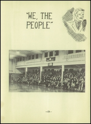 Page 17, 1946 Edition, Farmington High School - Voyageur Yearbook (Farmington, IL) online yearbook collection