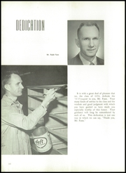 Page 14, 1959 Edition, Farmington High School - Voyageur Yearbook (Farmington, IL) online yearbook collection