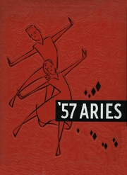 1957 Edition, Reavis High School - Aries Yearbook (Burbank, IL)