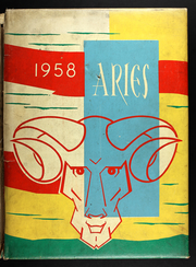 1958 Edition, Reavis High School - Aries Yearbook (Burbank, IL)