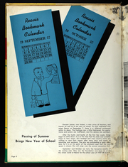 Page 6, 1958 Edition, Reavis High School - Aries Yearbook (Burbank, IL) online yearbook collection