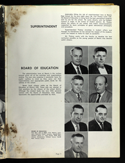 Page 9, 1958 Edition, Reavis High School - Aries Yearbook (Burbank, IL) online yearbook collection