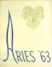 1963 Edition, Reavis High School - Aries Yearbook (Burbank, IL)