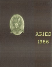 1966 Edition, Reavis High School - Aries Yearbook (Burbank, IL)