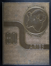 1980 Edition, Reavis High School - Aries Yearbook (Burbank, IL)