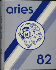 1982 Edition, Reavis High School - Aries Yearbook (Burbank, IL)