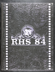 1984 Edition, Reavis High School - Aries Yearbook (Burbank, IL)