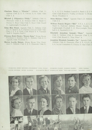Page 10, 1936 Edition, Warren Township High School - Blue Devil Yearbook (Gurnee, IL) online yearbook collection