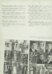 Page 12, 1936 Edition, Warren Township High School - Blue Devil Yearbook (Gurnee, IL) online yearbook collection