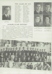 Page 17, 1936 Edition, Warren Township High School - Blue Devil Yearbook (Gurnee, IL) online yearbook collection
