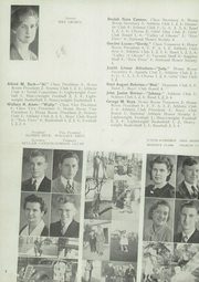 Page 8, 1936 Edition, Warren Township High School - Blue Devil Yearbook (Gurnee, IL) online yearbook collection