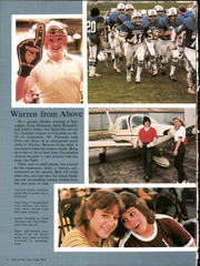 Page 8, 1983 Edition, Warren Township High School - Blue Devil Yearbook (Gurnee, IL) online yearbook collection