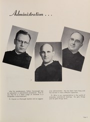 Page 13, 1953 Edition, St Rita of Cascia High School - Cascian Yearbook (Chicago, IL) online yearbook collection