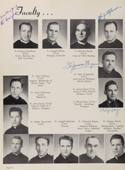 Page 16, 1953 Edition, St Rita of Cascia High School - Cascian Yearbook (Chicago, IL) online yearbook collection