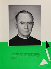 Page 9, 1953 Edition, St Rita of Cascia High School - Cascian Yearbook (Chicago, IL) online yearbook collection