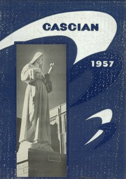 1957 Edition, St Rita of Cascia High School - Cascian Yearbook (Chicago, IL)